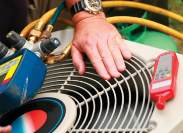 Residential HVAC Heating and Cooling Services